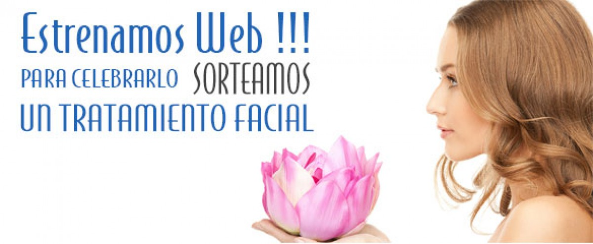Sorteo de tratamiento Facial
